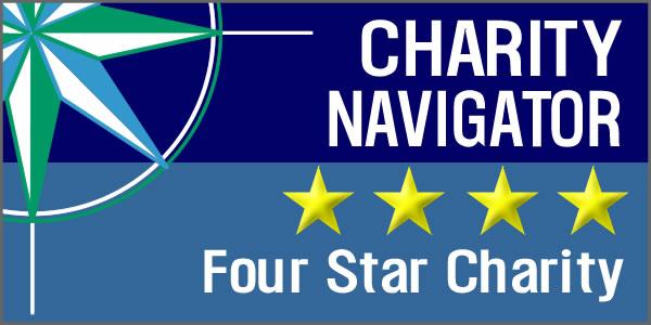 Charity Navigator's 4 Star Logo