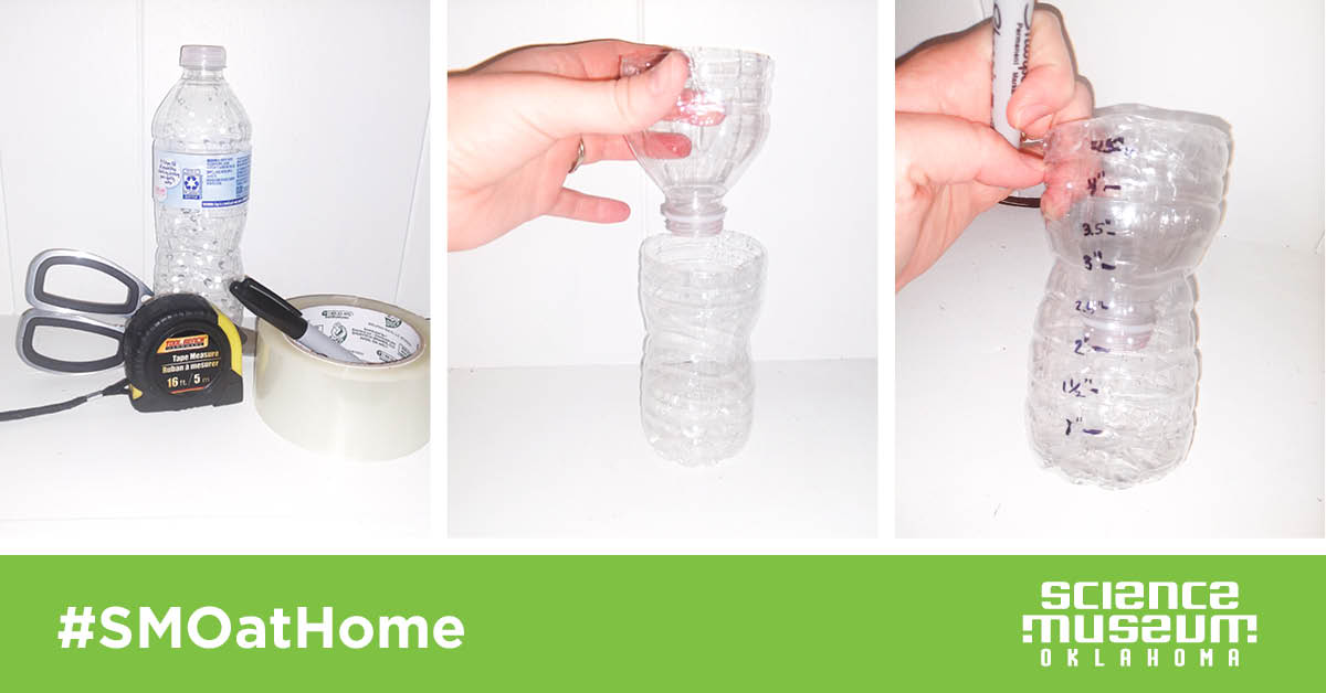 Try This: Make a Rain Gauge