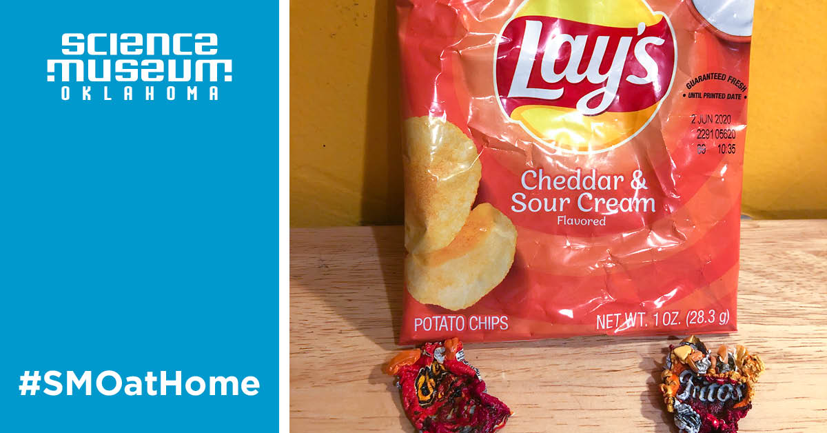 Try This: Shrink a Chip Bag
