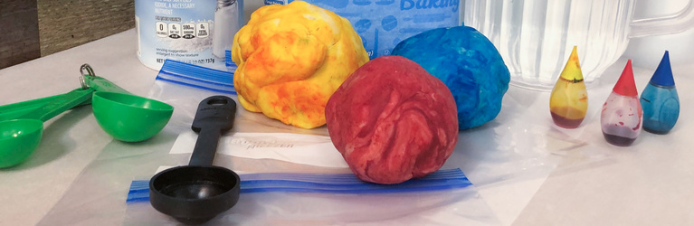 DIY Play Dough from Science Museum Oklahoma