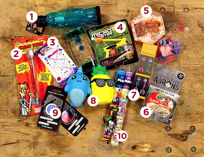 Science Stocking Stuffers from Science Museum Oklahoma