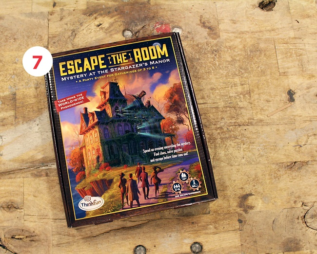 Escape the Room Puzzle at Science Museum Oklahoma