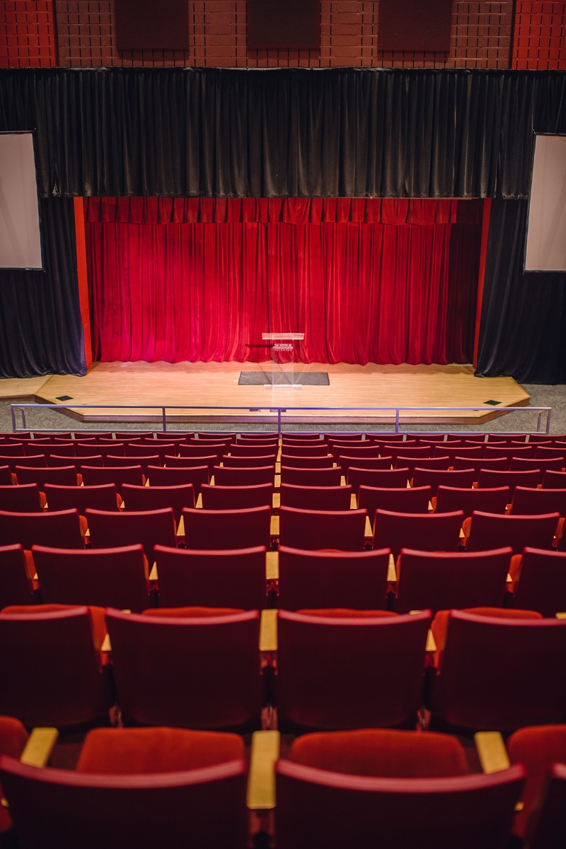 Event Rental Auditorium at Science Museum Oklahoma