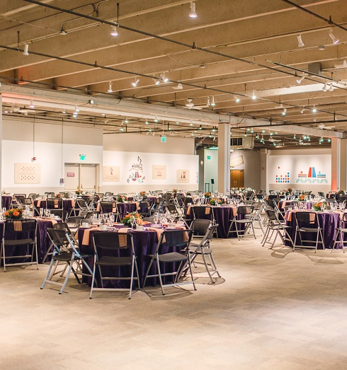Event Rental Space at Science Museum Oklahoma