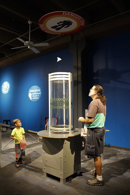 Kid Inventor at Science Museum Oklahoma