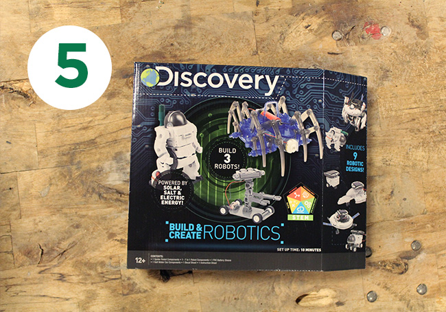 Discovery Robotics at Science Museum Oklahoma