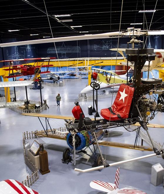 Aviation at Science Museum Oklahoma
