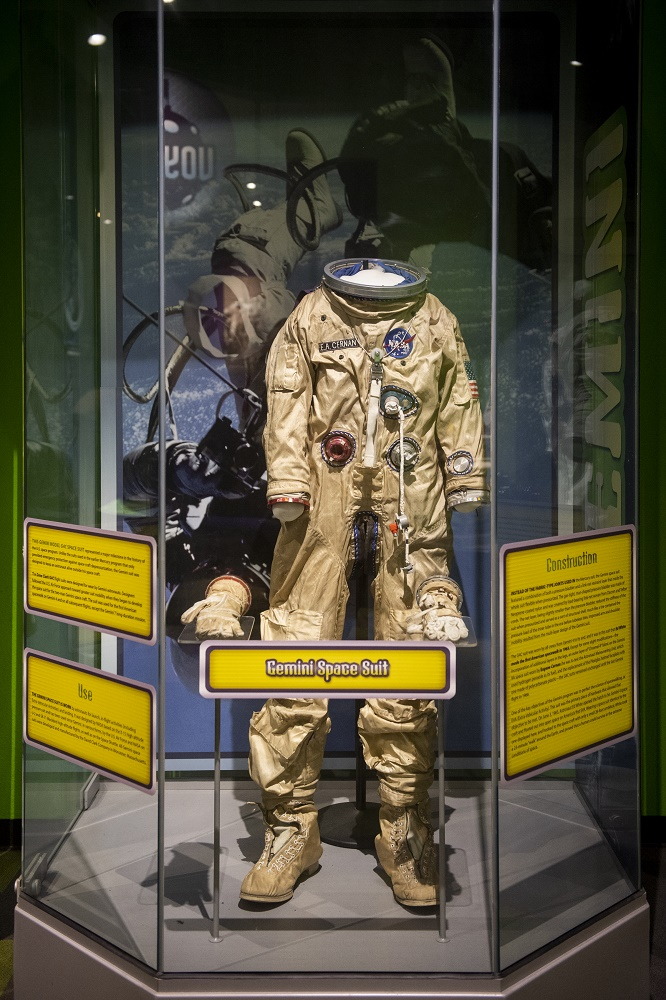 Destination Space at Science Museum Oklahoma