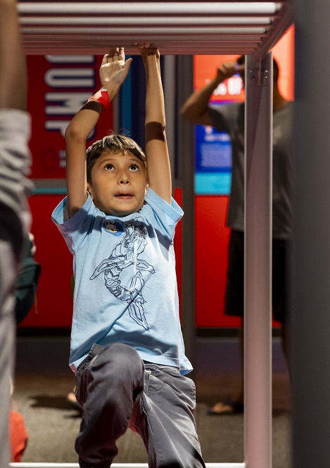 PowerPlay at Science Museum Oklahoma