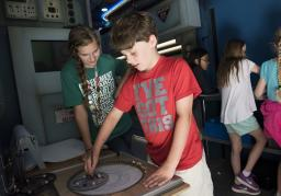 Science Museum Oklahoma Teen Apprentice Program