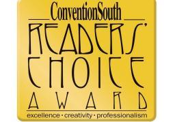 SMO Conventions South Reader's Choice Award Seal