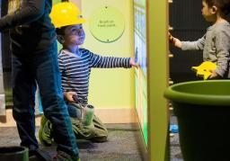 Building Buddies at Science Museum Oklahoma