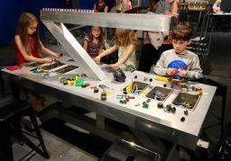 Kid Inventor at Science Museum Oklahoma