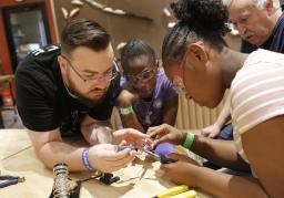 Science Museum Oklahoma Tinkerfest
