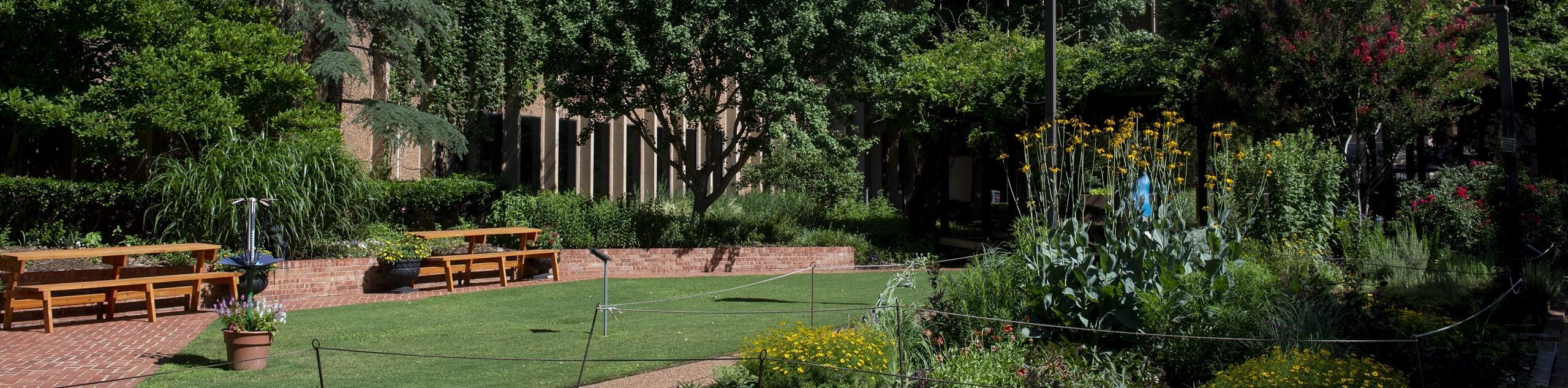 The Gardens at Science Museum Oklahoma