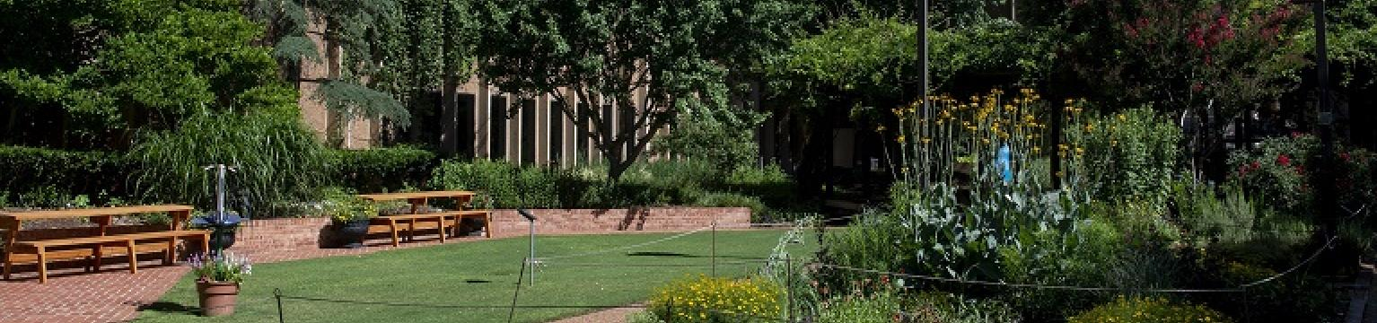 The Gardens at Science Museum Oklahoma