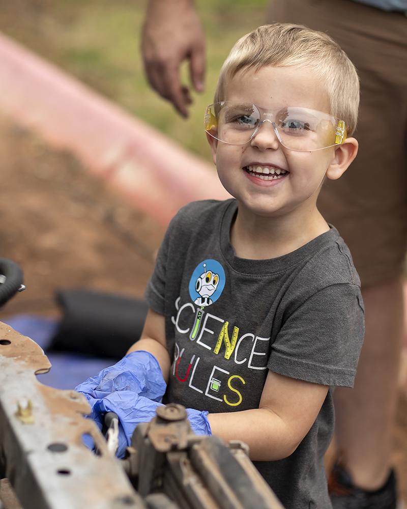Science Museum Oklahoma - Tinkerfest