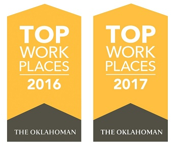The Oklahomans Top Workplaces 2016 2017